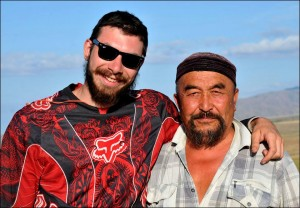 16. Parada moto la Chu, intoarcerea la Alma-Ata si viza de Uzbekistan