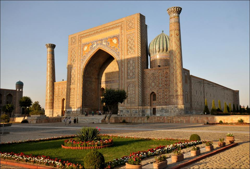 7. Uzbekistan